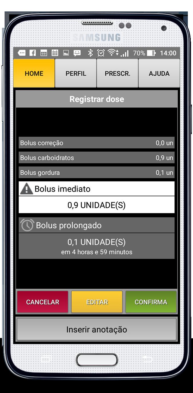 GlicOnline | App para diabetes e controle da glicemia
